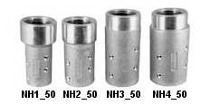 Full Port 50mm Nozzle Holders
