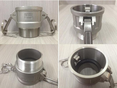 Camlock coupling Type B Female Coupler